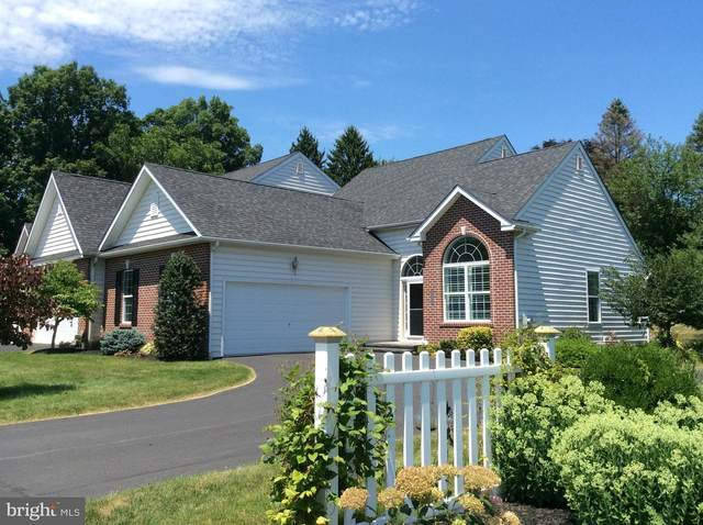 761 Swallow Tail Lane, BREINIGSVILLE, PA 18031 (#PALH114582) :: ExecuHome Realty