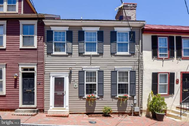 14 Cornhill Street, ANNAPOLIS, MD 21401 (#MDAA440990) :: Keller Williams Flagship of Maryland