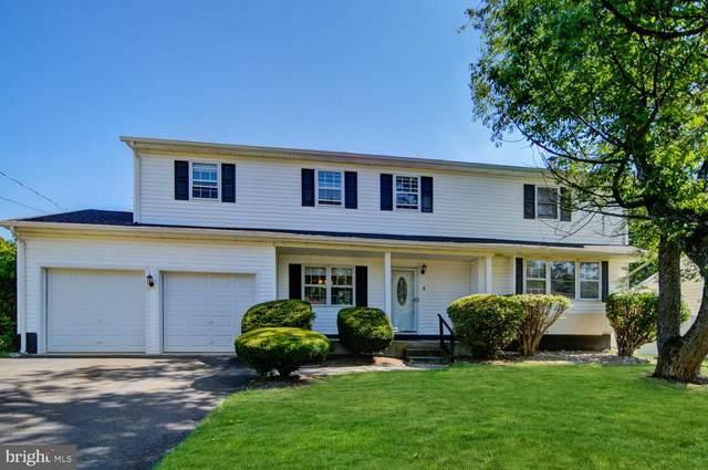 8 Ontario Way, LAWRENCEVILLE, NJ 08648 (#NJME298988) :: John Lesniewski | RE/MAX United Real Estate