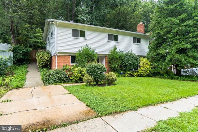 3904 Byrd Road, KENSINGTON, MD 20895 (#MDMC717512) :: Arlington Realty, Inc.