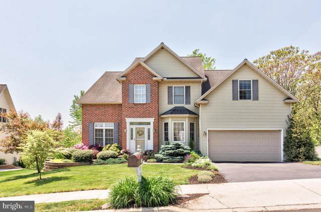124 Round Ridge Road, MECHANICSBURG, PA 17055 (#PACB125988) :: The Joy Daniels Real Estate Group