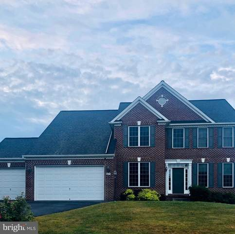 603 Longbow Road, MOUNT AIRY, MD 21771 (#MDCR198282) :: ExecuHome Realty