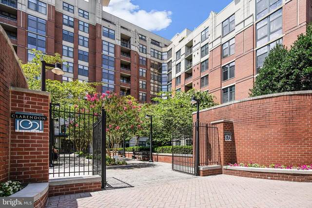 1021 N Garfield Street #519, ARLINGTON, VA 22201 (#VAAR166476) :: Advon Group
