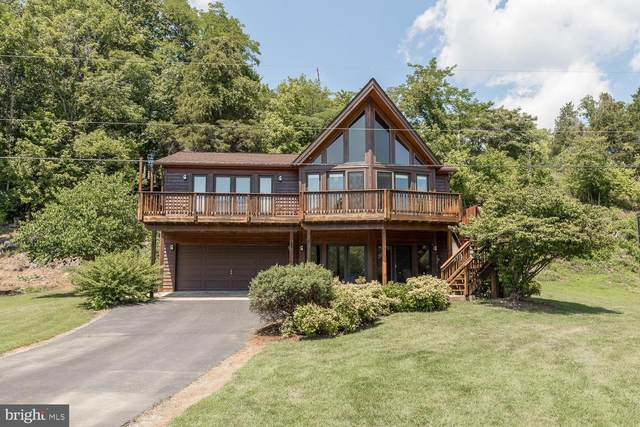 60 River Cliff Drive, HARPERS FERRY, WV 25425 (#WVJF139540) :: The Licata Group/Keller Williams Realty