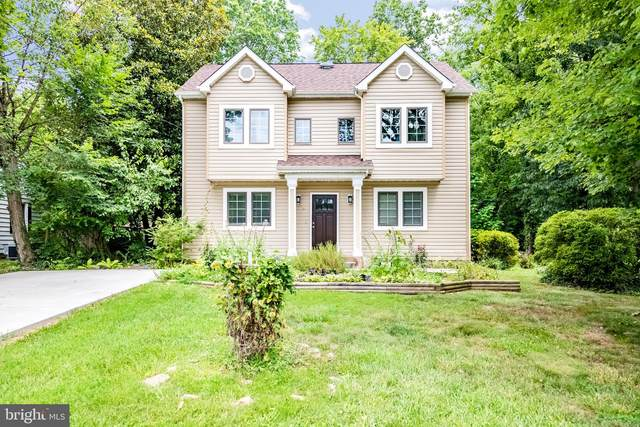 6662 Barrett Road, FALLS CHURCH, VA 22042 (#VAFX1143272) :: ExecuHome Realty