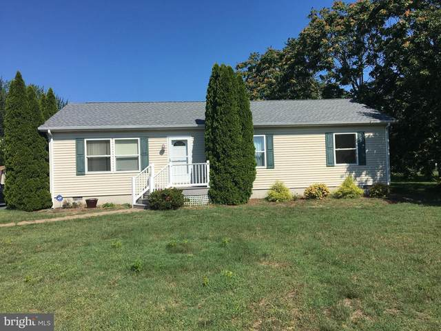 1 Winchester Drive, OCEAN VIEW, DE 19970 (#DESU165176) :: Bowers Realty Group