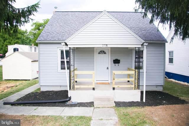 318 S Progress Avenue, HARRISBURG, PA 17109 (#PADA123734) :: ExecuHome Realty
