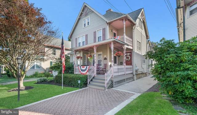 49 N Clinton Street, DOYLESTOWN, PA 18901 (#PABU502298) :: Bob Lucido Team of Keller Williams Integrity