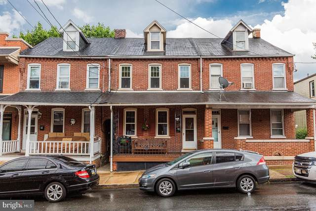 724 W Vine Street, LANCASTER, PA 17603 (#PALA167140) :: TeamPete Realty Services, Inc