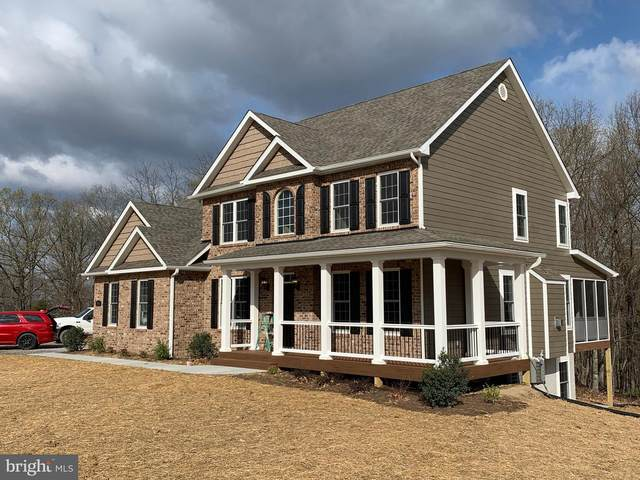 121 Nittany South Way, STEPHENS CITY, VA 22655 (#VAFV158730) :: The Miller Team