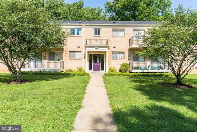 10643 Montrose Avenue 3A, BETHESDA, MD 20814 (#MDMC717582) :: Crossman & Co. Real Estate