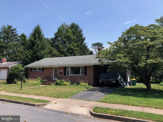 444 S 8TH Street, CHAMBERSBURG, PA 17201 (#PAFL174124) :: CR of Maryland
