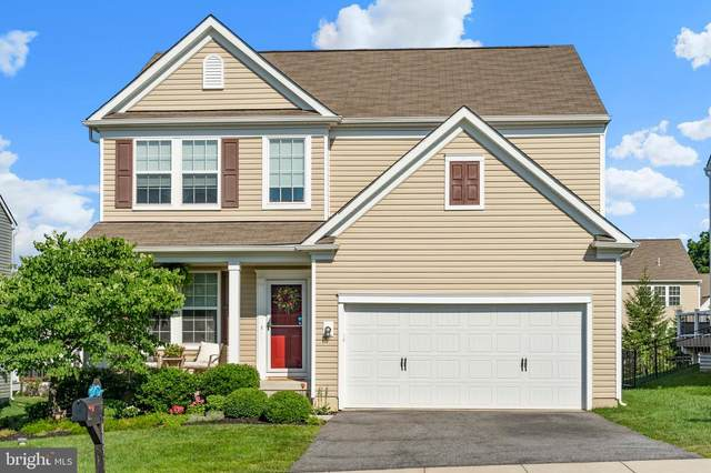 805 S Haines Circle, DOWNINGTOWN, PA 19335 (#PACT511914) :: Pearson Smith Realty