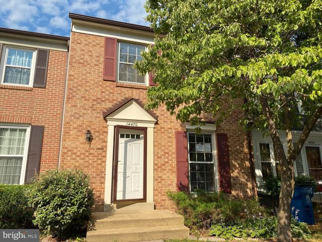 14470 Four Chimney Drive, CENTREVILLE, VA 20120 (#VAFX1143372) :: Great Falls Great Homes