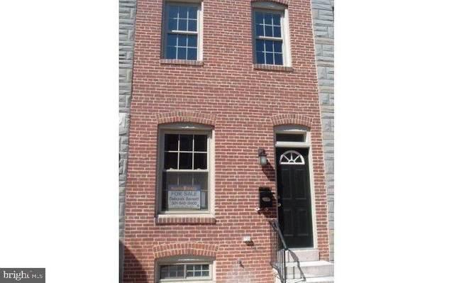 1262 Glyndon Avenue, BALTIMORE, MD 21223 (#MDBA517980) :: The Redux Group
