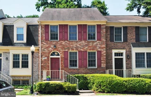 10510 Grove Ridge Place #45, ROCKVILLE, MD 20852 (#MDMC717640) :: LoCoMusings