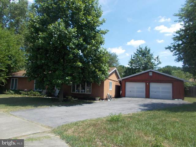 1416 Outer Court, HAGERSTOWN, MD 21742 (#MDWA173614) :: ExecuHome Realty