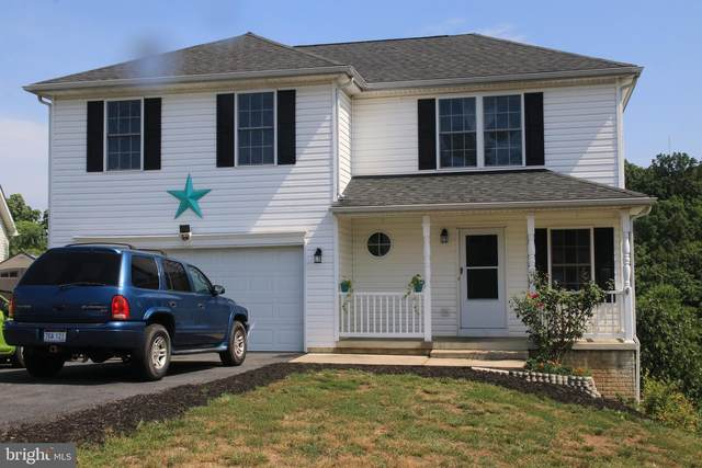 95 Jewels Court, MARTINSBURG, WV 25405 (#WVBE178886) :: John Lesniewski | RE/MAX United Real Estate