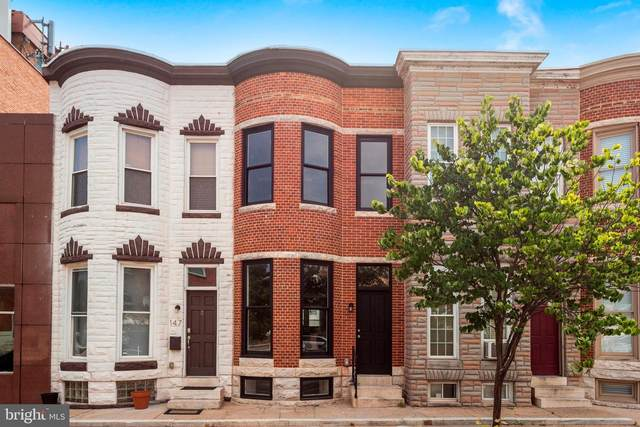 145 N Luzerne Avenue, BALTIMORE, MD 21224 (#MDBA518032) :: SURE Sales Group