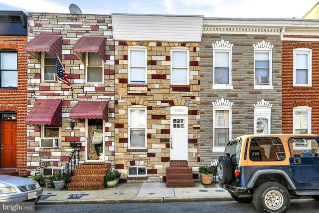 1606 Clarkson Street, BALTIMORE, MD 21230 (#MDBA518034) :: The Riffle Group of Keller Williams Select Realtors