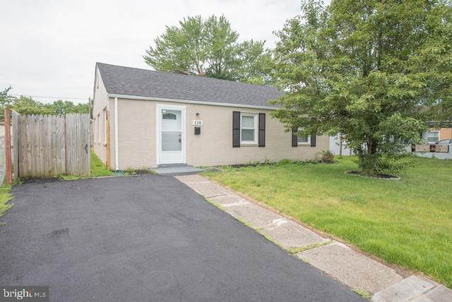 110 Blue Hen Road, NEW CASTLE, DE 19720 (#DENC505682) :: RE/MAX Coast and Country