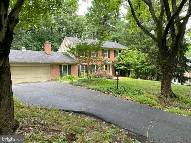 5305 Waterview Drive, ROCKVILLE, MD 20853 (#MDMC717716) :: Coleman & Associates