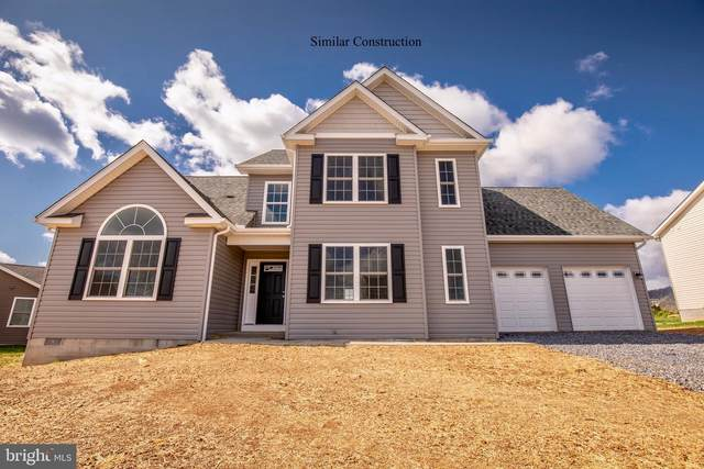 406 Duckwoods Lane, MARTINSBURG, WV 25403 (#WVBE178896) :: John Lesniewski | RE/MAX United Real Estate
