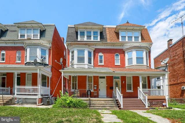 723 Linden Avenue, YORK, PA 17404 (#PAYK142066) :: ExecuHome Realty