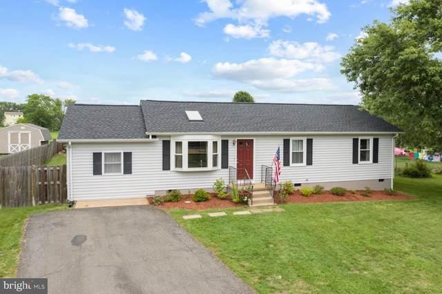 6642 Oak Shade Road, BEALETON, VA 22712 (#VAFQ166466) :: Dart Homes