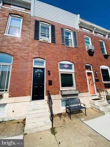 608 S East Avenue, BALTIMORE, MD 21224 (#MDBA518062) :: Jim Bass Group of Real Estate Teams, LLC
