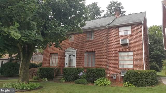 805 S 12TH Street, LEBANON, PA 17042 (#PALN114830) :: The Joy Daniels Real Estate Group