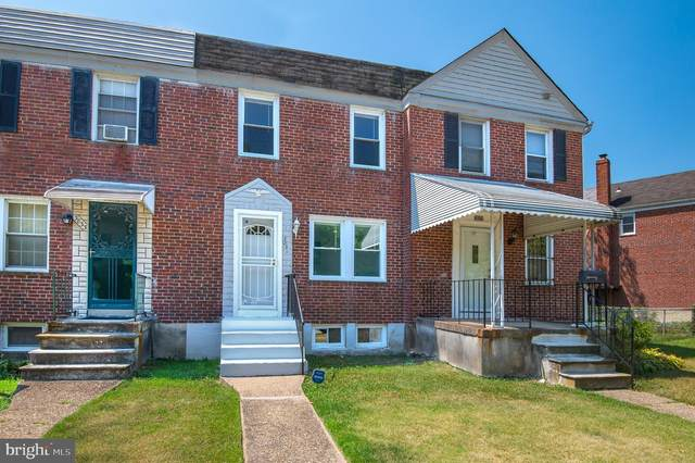 3831 Shannon Drive, BALTIMORE, MD 21213 (#MDBA518080) :: ExecuHome Realty