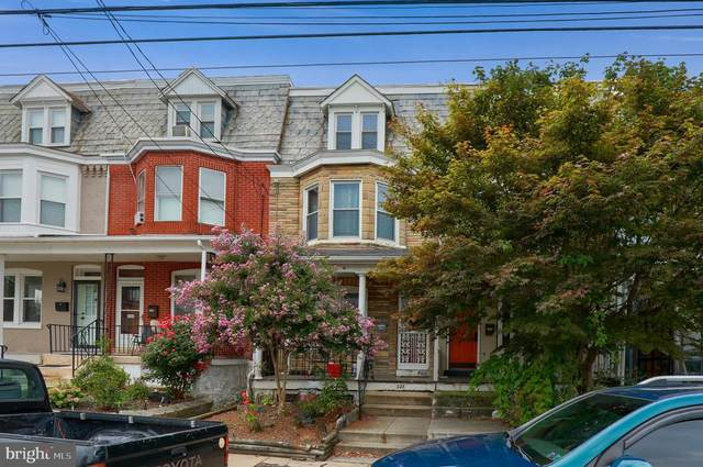 228 N Franklin Street, LANCASTER, PA 17602 (#PALA167204) :: The Joy Daniels Real Estate Group