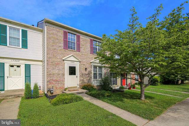 17304 Sandy Knoll Drive, OLNEY, MD 20832 (#MDMC717754) :: Revol Real Estate