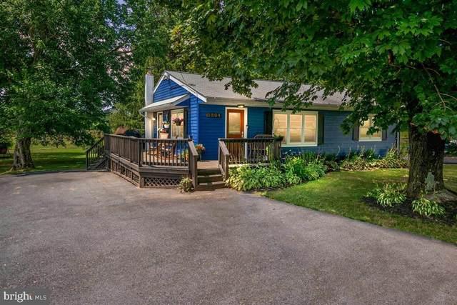 3804 Sykesville Road, SYKESVILLE, MD 21784 (#MDCR198308) :: Corner House Realty