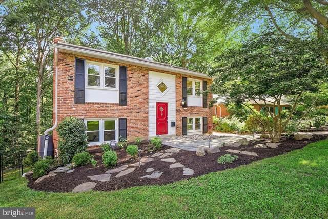 660 S Jefferson Street, ARLINGTON, VA 22204 (#VAAR166576) :: Bic DeCaro & Associates