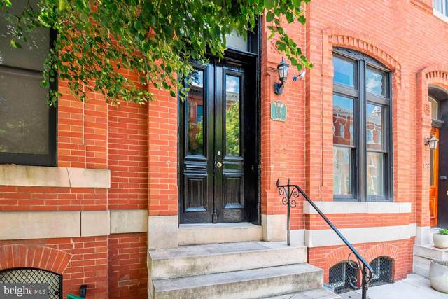 130 W Lafayette Avenue, BALTIMORE, MD 21217 (#MDBA518122) :: ExecuHome Realty