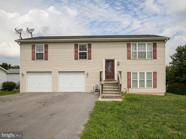 78 Heights, MARTINSBURG, WV 25404 (#WVBE178916) :: Gail Nyman Group
