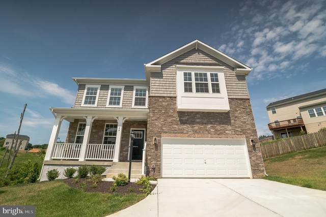 738 Blue Moon Lane, WESTMINSTER, MD 21157 (#MDCR198318) :: Colgan Real Estate