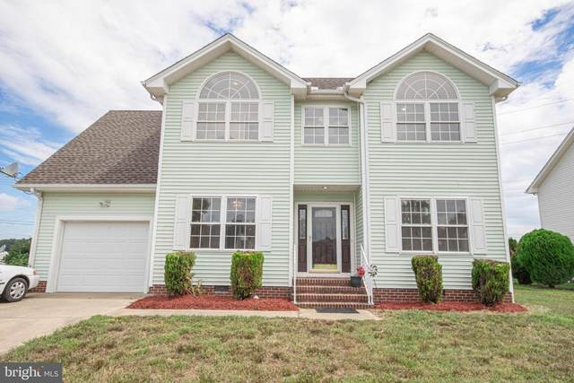1125 New Bedford Way, SALISBURY, MD 21804 (#MDWC109000) :: ExecuHome Realty