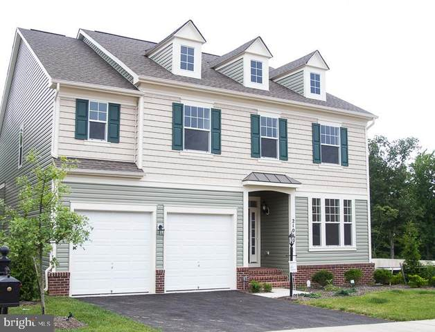 8 Day Ridge Place, DAMASCUS, MD 20872 (#MDMC717832) :: Better Homes Realty Signature Properties