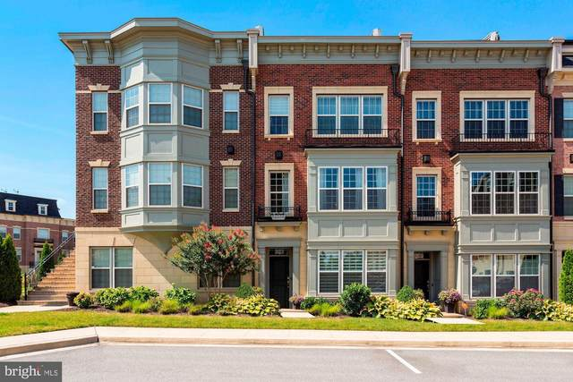 803 Admirals Way #319, OXON HILL, MD 20745 (#MDPG575548) :: AJ Team Realty