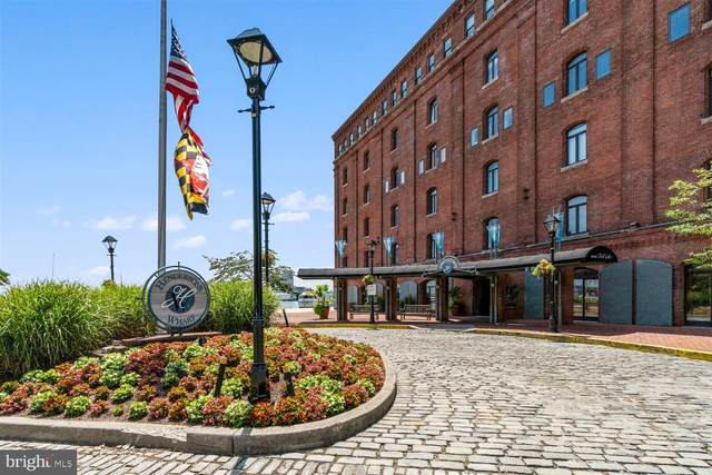 1000 Fell Street #623, BALTIMORE, MD 21231 (#MDBA518182) :: The Redux Group