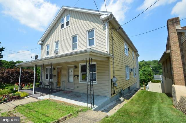313 5TH Street, EASTON, PA 18042 (#PANH106742) :: ExecuHome Realty