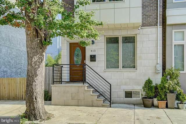 415 Manton Street, PHILADELPHIA, PA 19147 (#PAPH918472) :: The Dailey Group