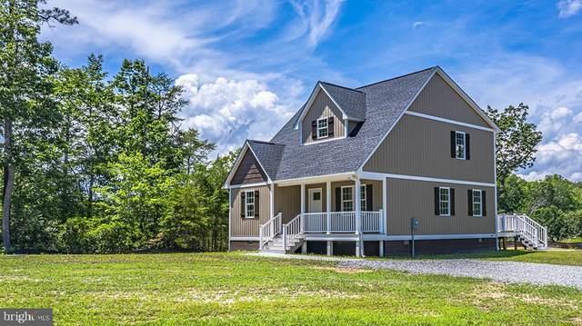233 Holly Creek Drive, HEATHSVILLE, VA 22473 (#VANV101482) :: The Licata Group/Keller Williams Realty