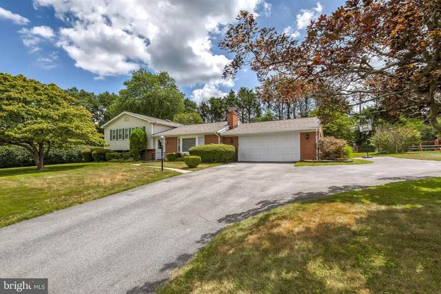 6117 Rolling View Drive, SYKESVILLE, MD 21784 (#MDCR198334) :: The Miller Team