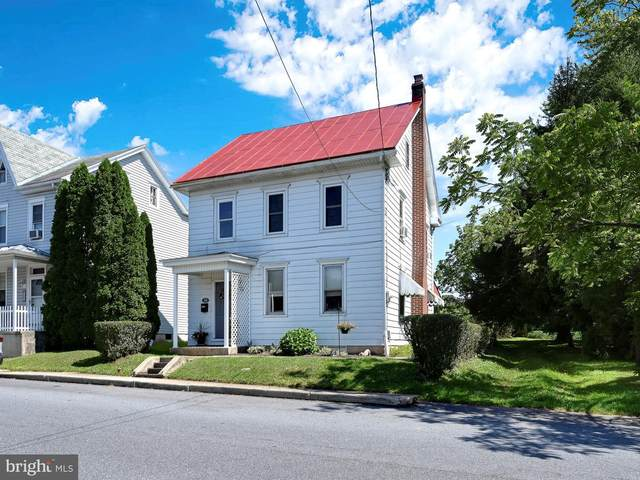 369 S Wayne Street, ORWIGSBURG, PA 17961 (#PASK131612) :: Ramus Realty Group