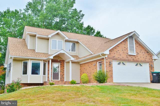 297 Periwinkle Lane, NEW MARKET, VA 22844 (#VASH119832) :: Blackwell Real Estate