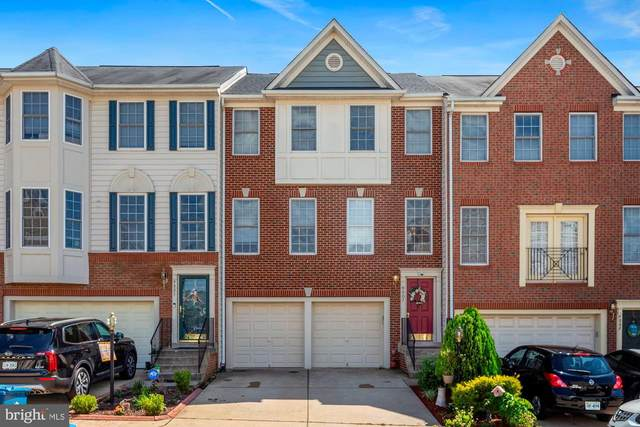 9007 Brewer Creek Place, MANASSAS, VA 20109 (#VAPW500606) :: John Smith Real Estate Group